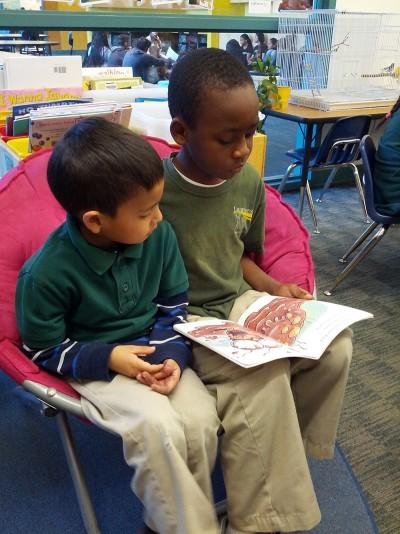 cross age peer tutoring and social emotional learning