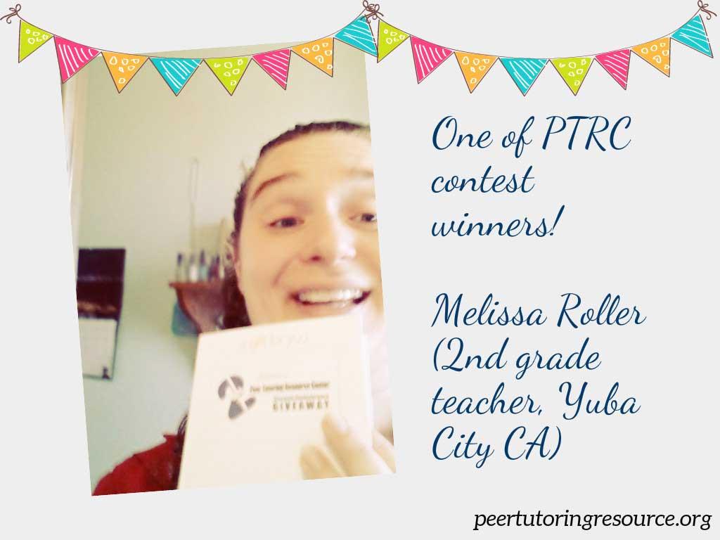 Melissa-Roller-ptrc giveaway